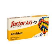 Factor Ag  40 Mg