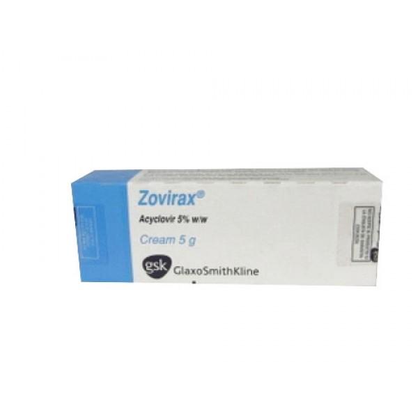 Zovirax Crema