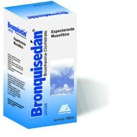 Bronquisedan Elixir Jbe