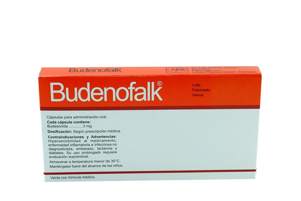 Budenofalk 3 Mg