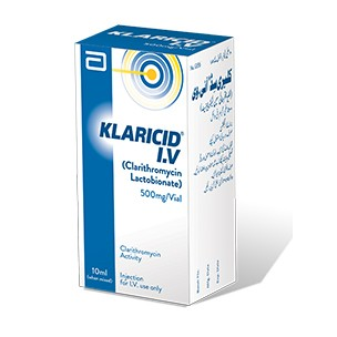 Klaricid Iv