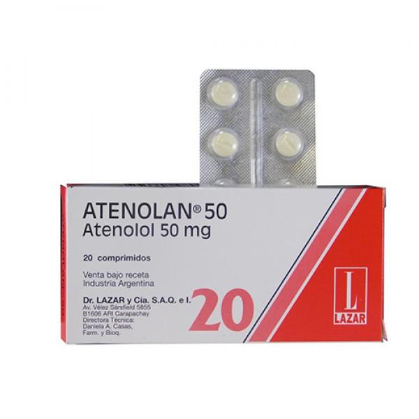 Atenolan  50 Mg
