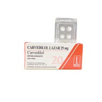 Carvedilol  25 Mg