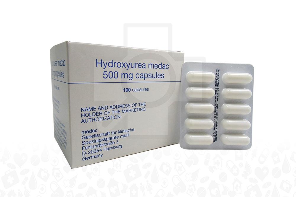 Hidroxiurea 500 Mg