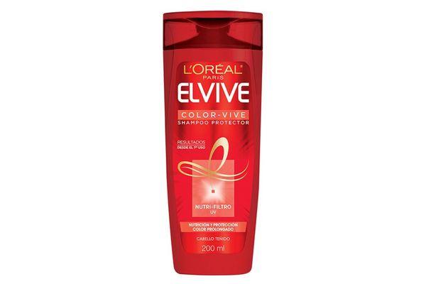 Shampoo Elvive Color Vive