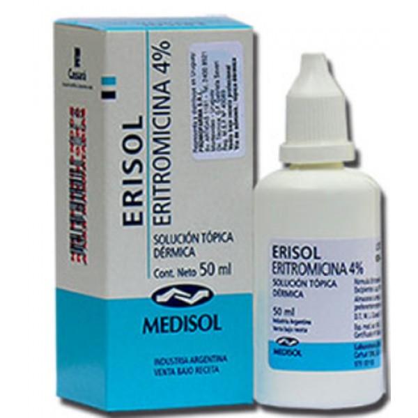 Erisol Sol 4%