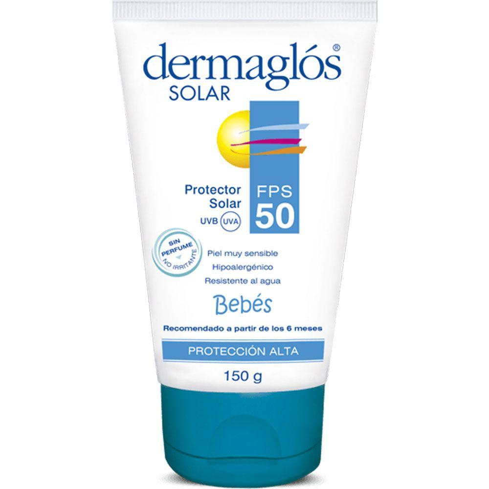 Dermaglos Solar Bebes Fps 50 Crema
