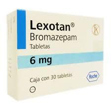 Lexotan  6 Mg