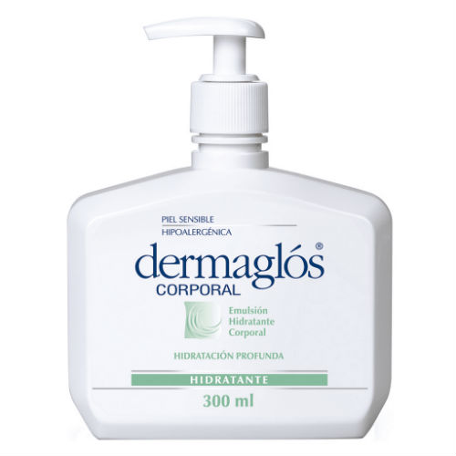 Dermaglos Emulsion Corp Hidrat 300 Ml