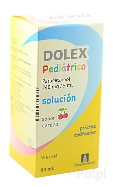 Dolex Sol Pediatrica