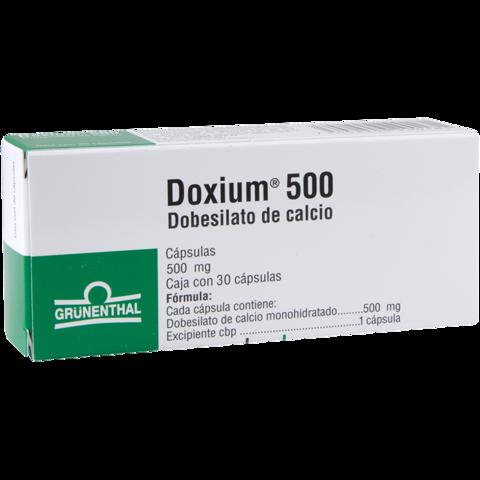 Doxium 500 Mg