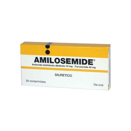 Amilosemide