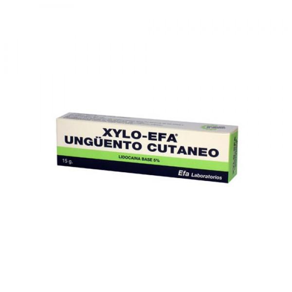 Xylo Efa Cutáneo Ung