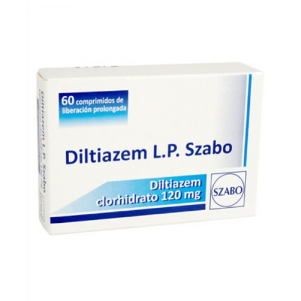 Diltiazem Lp 120 Mg
