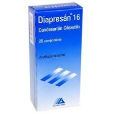 Diapresan D 16 Mg