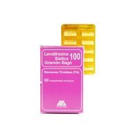 Levotiroxina 100 Mcg