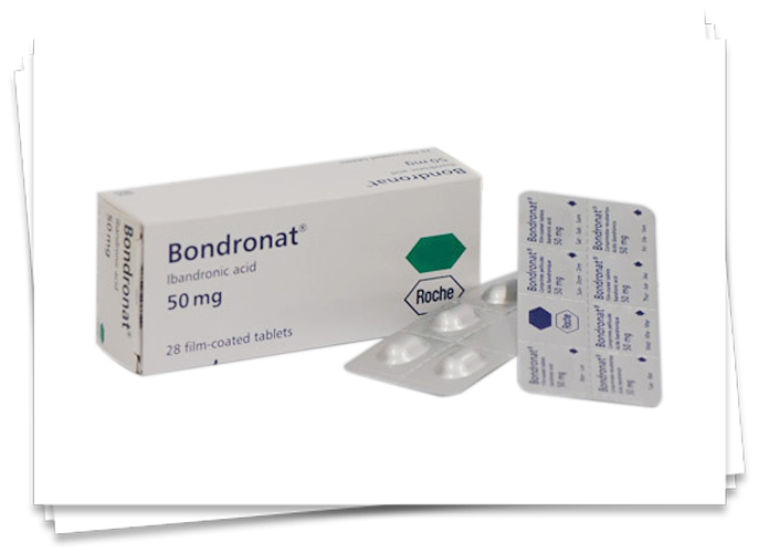 Bondronat 50 Mg 28 Tab