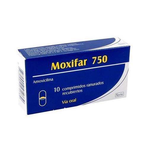 Moxifar 750 Mg