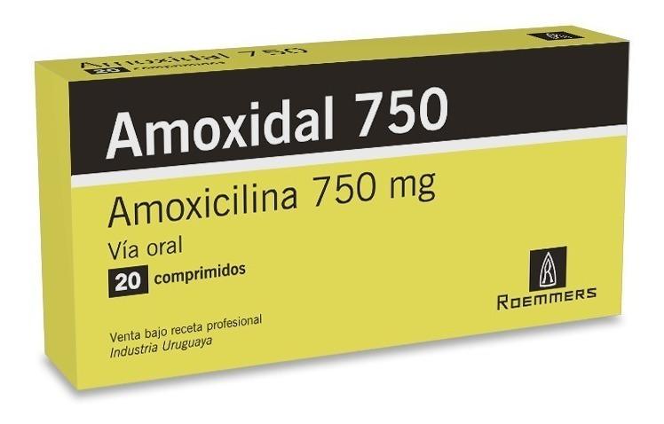 Amoxidal 750
