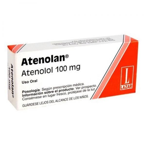 Atenolan 100 Mg