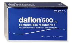 Daflon 500 Mg