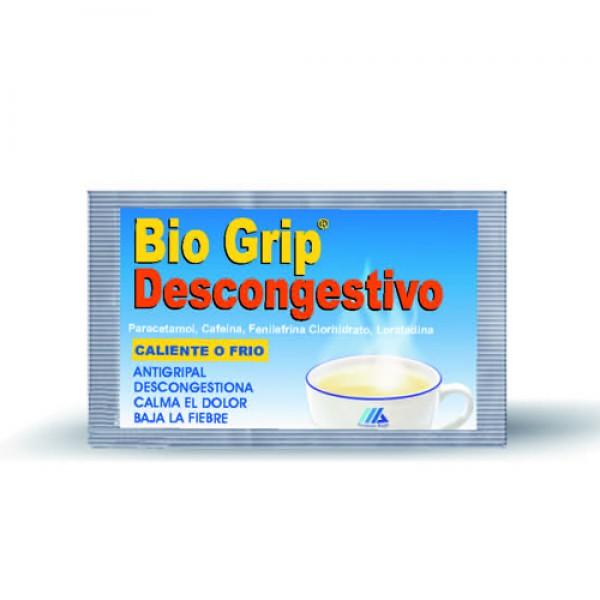 Bio Grip L Descongestivo Soluble 1 Sobre