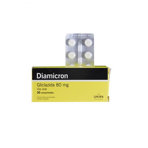 Diamicron 80 Mg