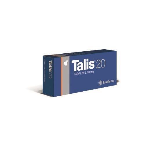 Talis 20 Mg