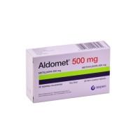 Aldomet 500 Mg
