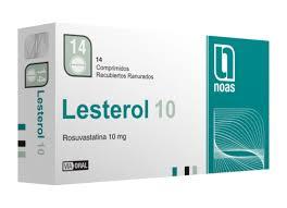 Lesterol 10 Mg