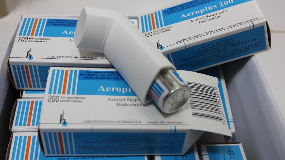 Aeroplus Aerosol 200 Mg 200 Dosis