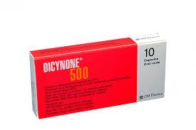 Dicynone 500 Mg