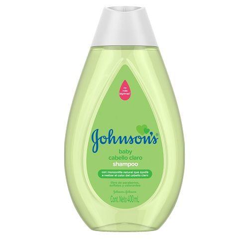 Shampoo Johnsons Baby Cabello Claro