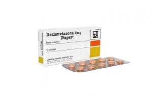 Dexametasona 8 Mg 10 Comp