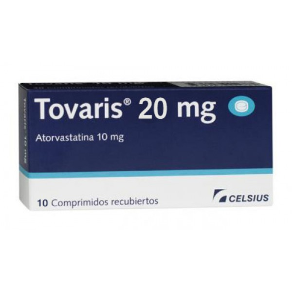 Tovaris 20 Mg