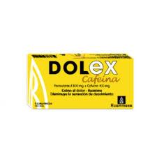 Dolex Cafeina  8 Comp