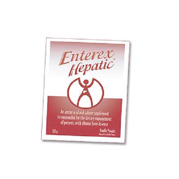 Enterex Hepatic Vainilla Sobre 110 Gr