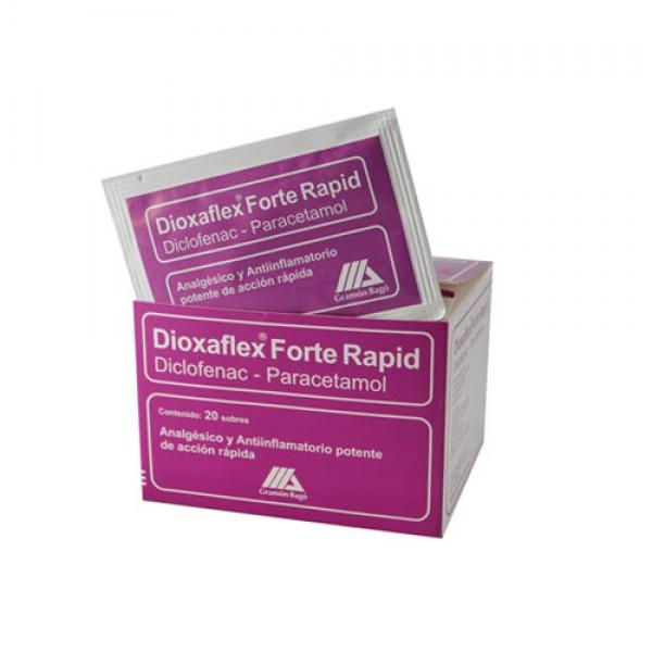 Dioxaflex Forte Rapid
