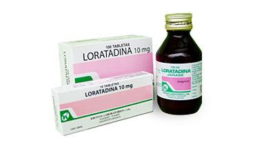 Loratadina Lch 10 Mg