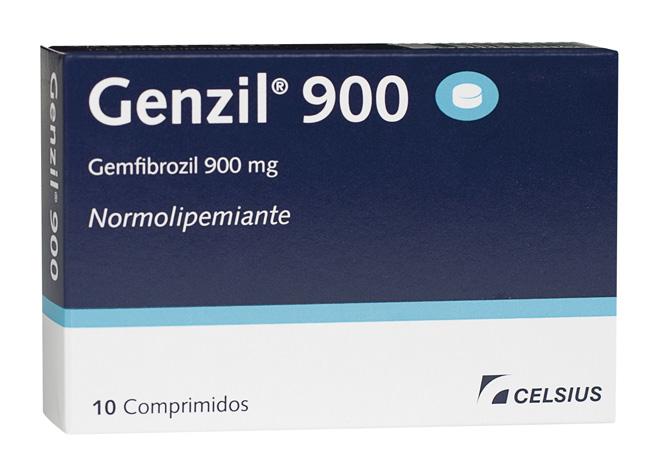 Genzil 900 Mg