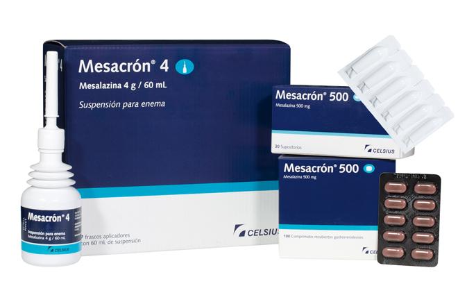 Mesacron 500 Mg