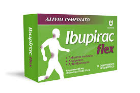 Ibupirac Flex 600 Mg 10 Comp