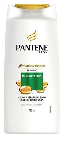 Shampoo Pantene Restauracion