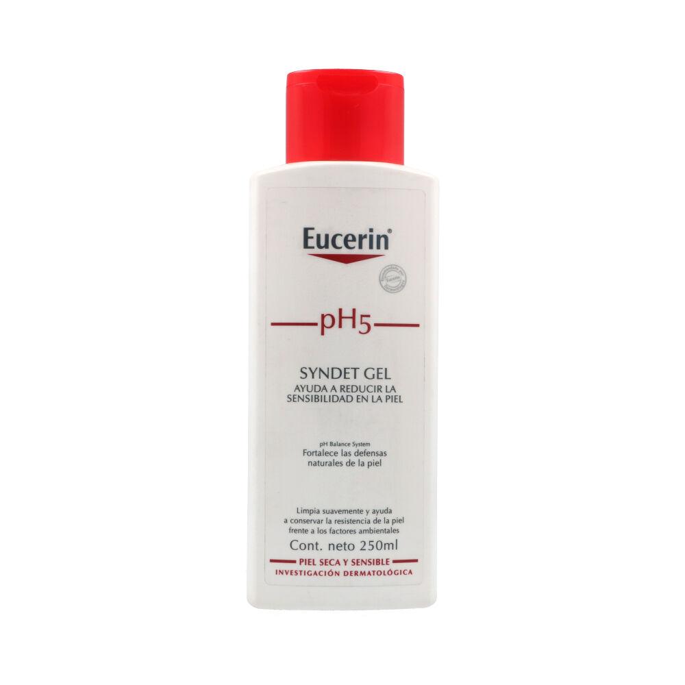 Jabón Eucerin PH5 Syndet Gel