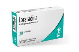 Loratadina Ion 10mg